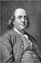 More Quotes by Benjamin Franklin
