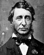 Henry David Thoreau Picture Quotes