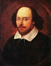 Make William Shakespeare Picture Quote